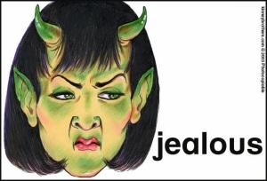 gealous