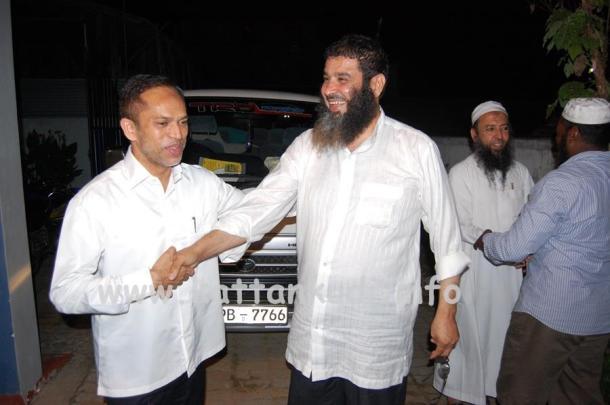 Saudi Ulama Visit (1)