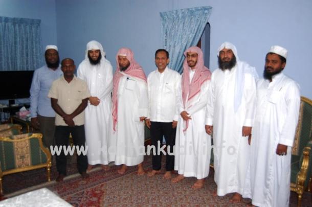 Saudi Ulama Visit (7)
